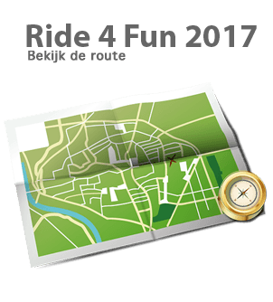Ride 4 Fun route 2017 9 september
